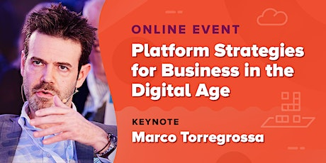 Platform Strategies for Business in the Digital Age tickets