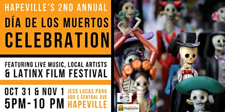 Hapeville's Second Annual Día de los Muertos Celebration tickets