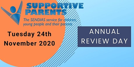 Supportive Parents Annual Review Surgery tickets