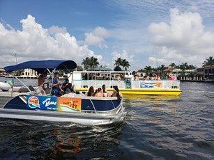 Island Time Boat Cruise tickets