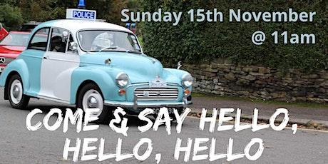 Pre 1998 Classic Car Meet tickets
