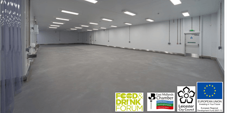 Leicester Food Park - Food Grade Business Unit Viewing Open Days tickets