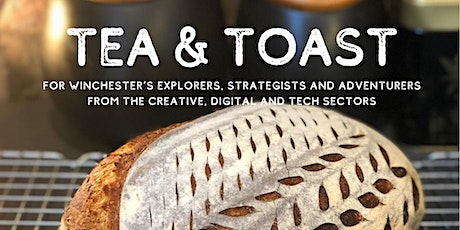 Tea and Toast from the Kitchen December tickets