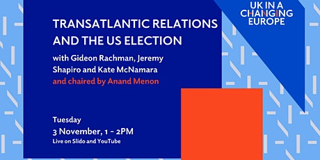 Isolation Insight: Transatlantic relations after the US election tickets
