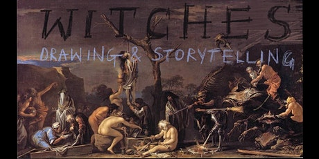 WITCHES: Drawing and Storytelling tickets
