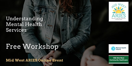 Free Workshop: Understanding Mental Health Services