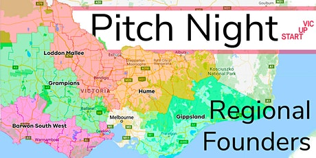 Pitch Night: Regional Founders tickets