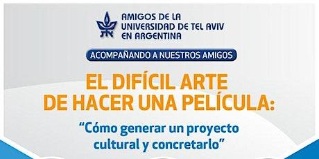 EL DIFICIL ARTE DE HACER UNA PELICULA entradas