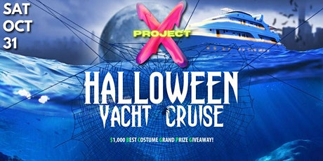 Halloween Cruise ProjectX 2020 tickets