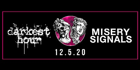 Darkest Hour / Misery Signals -  Livestream show