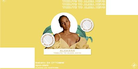 Tribute to Alicia Keys con Tarsia biglietti