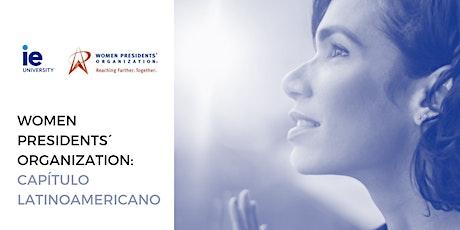 Women Presidents´ Organization: Capítulo Latinoamericano entradas