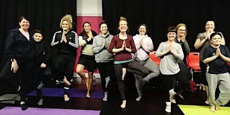 Community Yoga (Week Five) tickets
