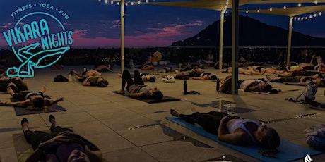 Vikara Nights Presents Skyline Candlelight Yoga with Mary Bruce tickets