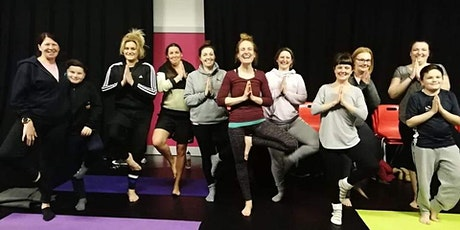 Community Yoga (Week Six) tickets