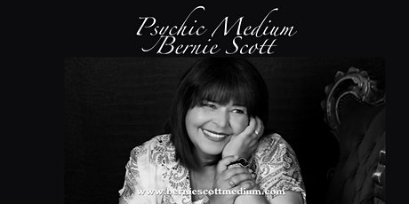 Evidential Evening Of Mediumship with Medium Bernie Scott - Burnham-on-Sea tickets