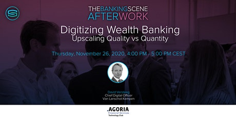 The Banking Scene Afterwork November 26 tickets