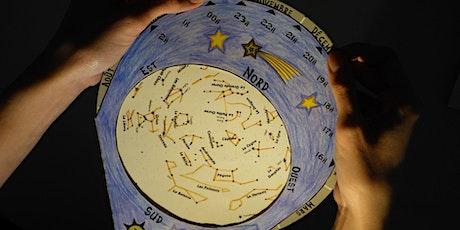 Atelier - L'apprenti·e astronome billets