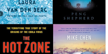 NYPL Branching Out: Author Talks - Pandemic Stories tickets