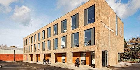 Becket Keys CofE School - Sixth Form Open Evening Q&A - 11th November tickets