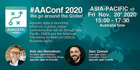 #AAConf 2020 ASIA-PACIFIC v2 tickets