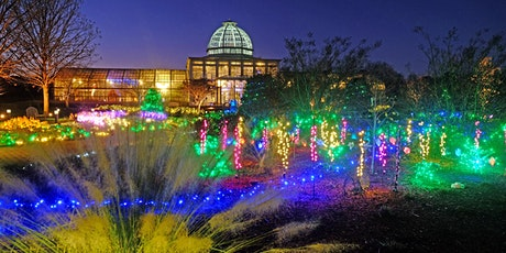BONUS NIGHTS | Jan 4-10: Dominion Energy GardenFest of Lights tickets