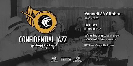Confidential Jazz #004 biglietti