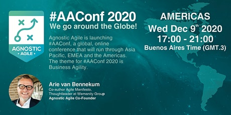 #AAConf 2020 AMERICAS tickets