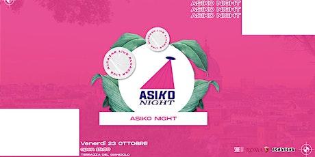 ASIKO | Alcazar Terrazza del Gianicolo biglietti