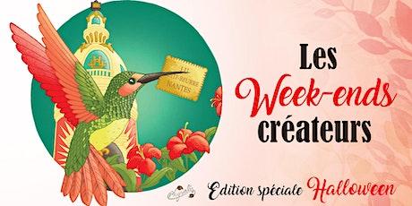 Week-Ends Créateurs : Halloween Edition tickets