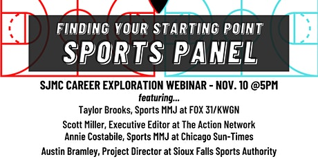 Finding Your Starting Point: Exploring Careers in Sports Journalism tickets