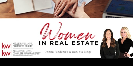Women In Real Estate with Daniela Biagi & Janna Frederick tickets