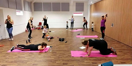 Community Circuits - Tuesday (Week Four) tickets