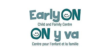 Thursday Morning Playgroup / Groupe de jeu du jeudi matin billets