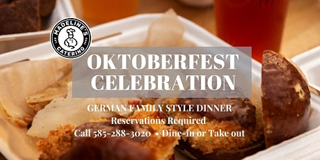 Madeline's Catering Oktoberfest at ARTISANworks tickets
