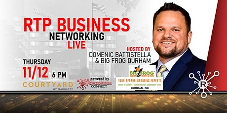 RTP Business Rockstar Connect Networking Event (November, RTP) tickets
