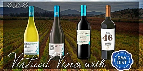 Virtual Wine Tasting and Live Music tickets
