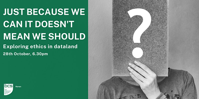 Webinar: Exploring Ethics in Dataland
