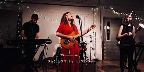 Samantha Lindo: Candlelit Livestream tickets