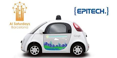 Taller ONLINE iniciación IA: proyecto vehículo autónomo entradas