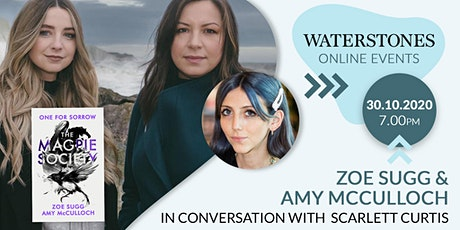 Zoe Sugg and Amy McCulloch in conversation with Scarlett Curtis tickets