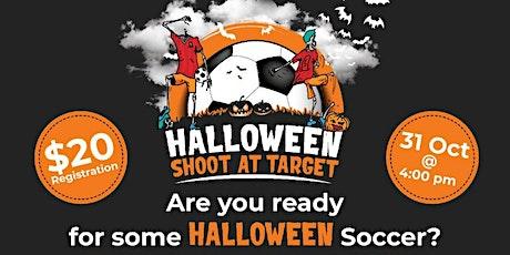 Halloween Shoot At Target tickets