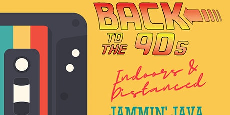 A Song & A Slice (Indoors + Distanced!): Back to The 90's tickets