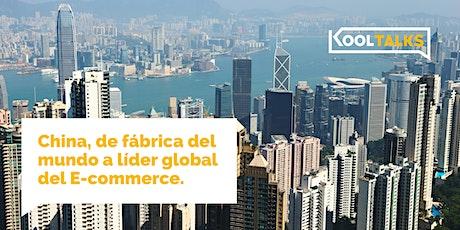 China, de fábrica del mundo a líder global del E-commerce entradas