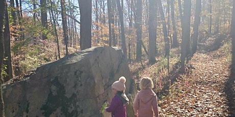 November 2020 Preschool Nature Walk tickets