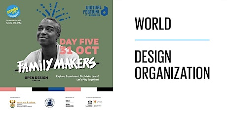 LIVE JAM! with World Design Organization & Young Designers Cycle tickets