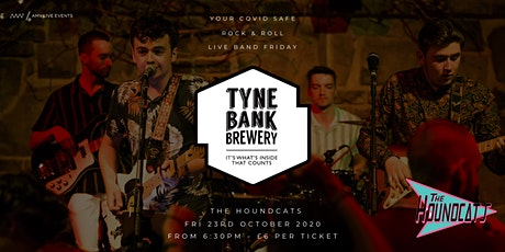 The Houndcats at Tyne Bank Brewery tickets