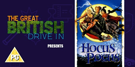 Hocus Pocus (Doors Open at 13:30) tickets