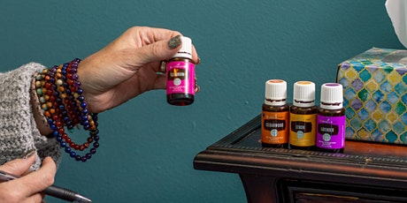 DIY Make and Take Essential Oil Holiday Gifts tickets