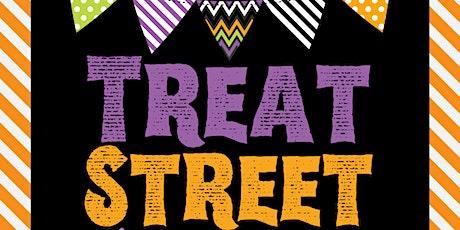 Treat Street Augusta GA tickets